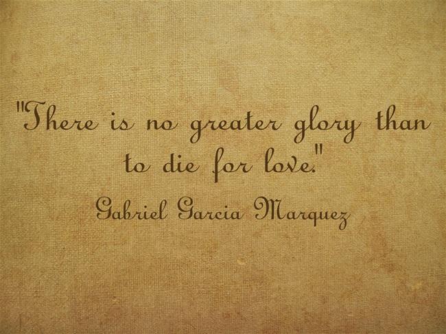 Few quotes by gabriel garcia marquez aaj sirhaane